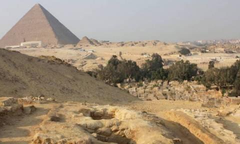Μυστηριώδης ανακάλυψη στη Πυραμίδες της Αιγύπτου ανατρέπει όλες τις θεωρίες