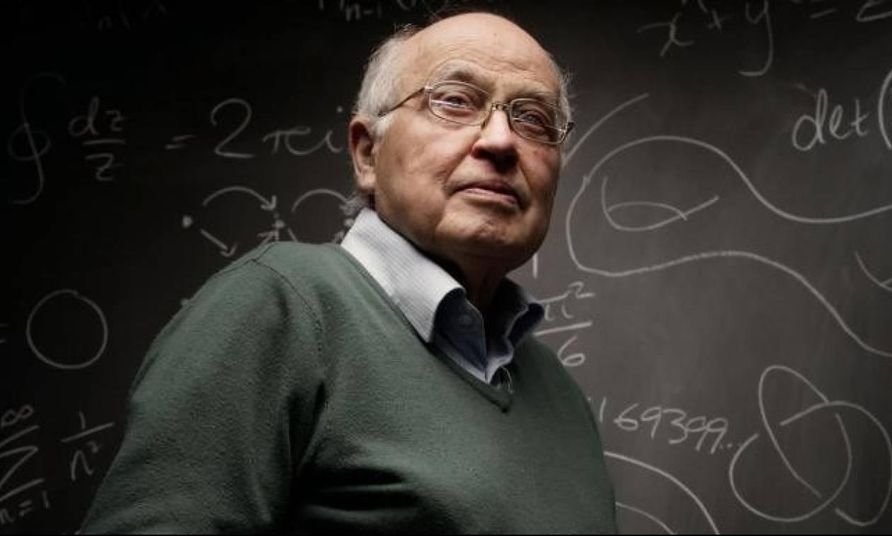 Πέθανε στα 89 του ένας από τους σημαντικότερους μαθηματικούς του κόσμου, ο Βρετανός Μάικλ Ατίγια
