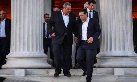 Οριστικό: Παραιτείται ο Καμμένος - Κρίσιμη η συνάντηση με τον Τσίπρα
