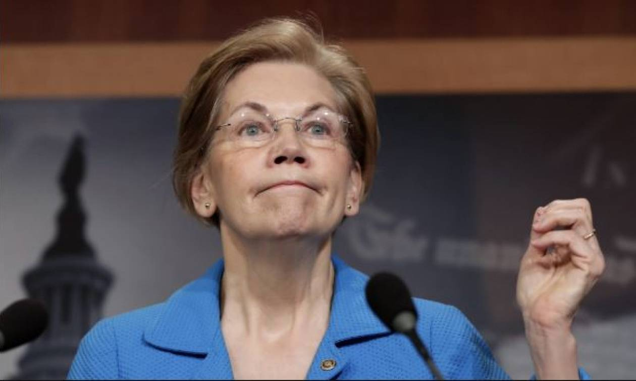 Ελίζαμπεθ Γουόρεν: Αυτή είναι η γυναίκα που φοβούνται οι Ρεπουμπλικάνοι (Vids)
