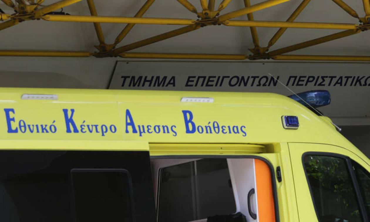 Χανιά: Διασωληνωμένος σε σοβαρή κατάσταση 28χρονος που έπεσε από ύψος πέντε μέτρων