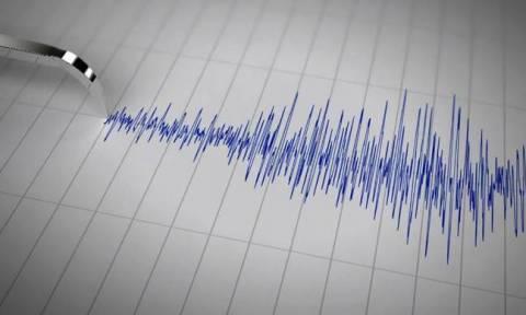Σεισμός ανοιχτά της Σαντορίνης