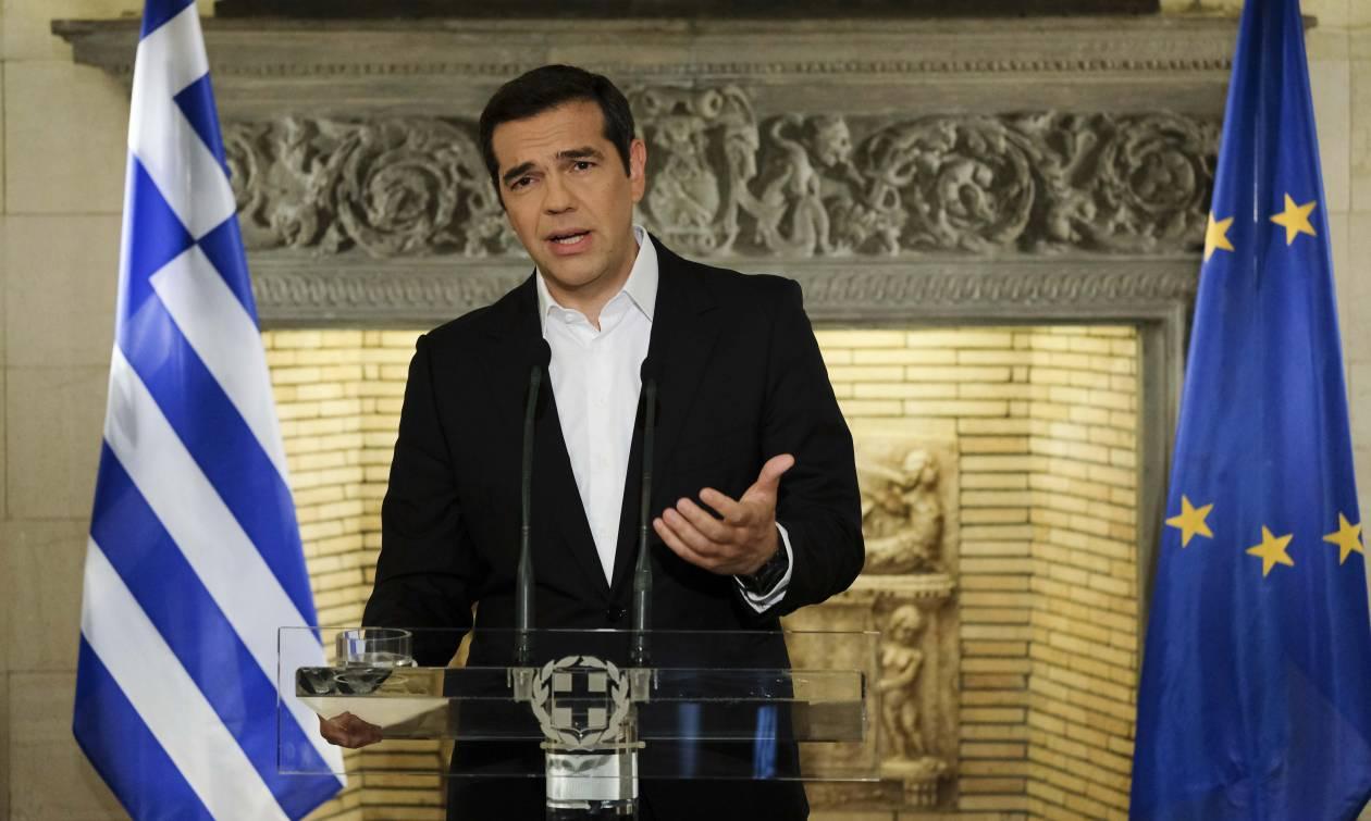 Πολιτικό θρίλερ: Ψήφο εμπιστοσύνης θα ζητήσει ο Αλέξης Τσίπρας