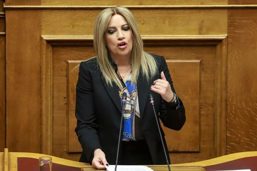 Γεννηματά στο Newsbomb.gr: Η εικόνα της κυβέρνησης είναι άθλια και επικίνδυνη για τον τόπο