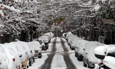 Καιρός - Έκτακτο δελτίο - Η ΕΜΥ προειδοποιεί: Έρχονται πυκνές χιονοπτώσεις και στην Αττική