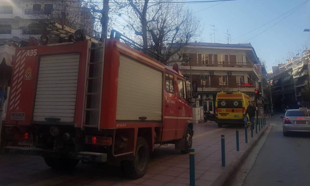Τραγωδία στη Λάρισα: Άνδρας πέθανε ξαφνικά μέσα σε ταβέρνα (pics)