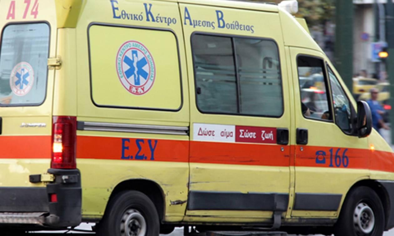 Τύρναβος: Βρέθηκε νεκρός στην αυλή του σπιτιού του