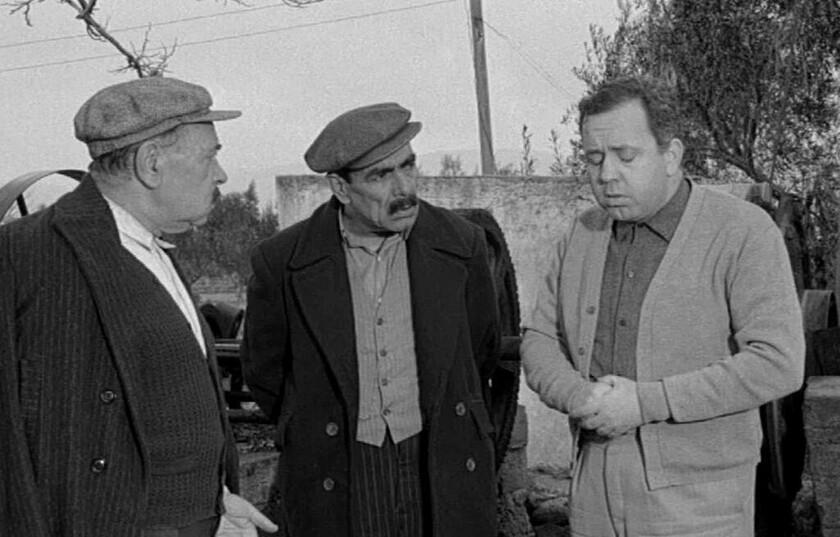 Σαν σήμερα το 2001 πεθαίνει ο κωμικός Κώστας Ρηγόπουλος (pics)