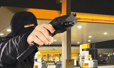 Χαλκίδα: Ένοπλη ληστεία σε βενζινάδικο
