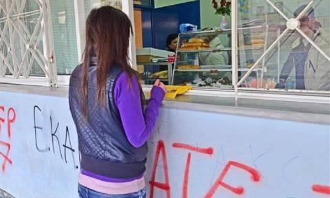 ΣΟΚ στη Λάρισα: Ανήλικοι έκλεβαν κυλικεία σχολείων