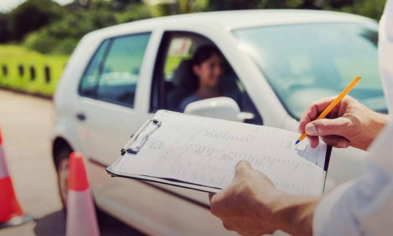 Δίπλωμα οδήγησης: Τι αλλαγές έρχονται στις εξετάσεις