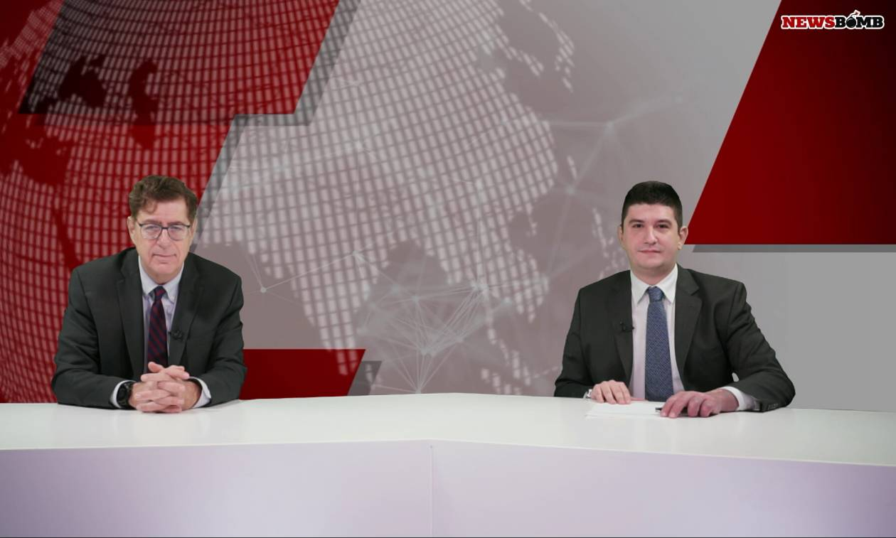 Κωνσταντίνος Συνολάκης στο Newsbomb.gr: Υπάρχει πάντα ο κίνδυνος εκδήλωσης τσουνάμι στην Ελλάδα