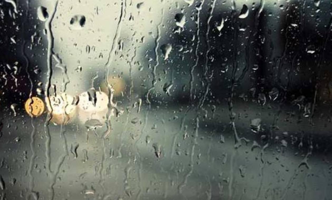 Προσοχή: Δυνατές βροχές την Δευτέρα (14/1) στην Αιτωλοακαρνανία
