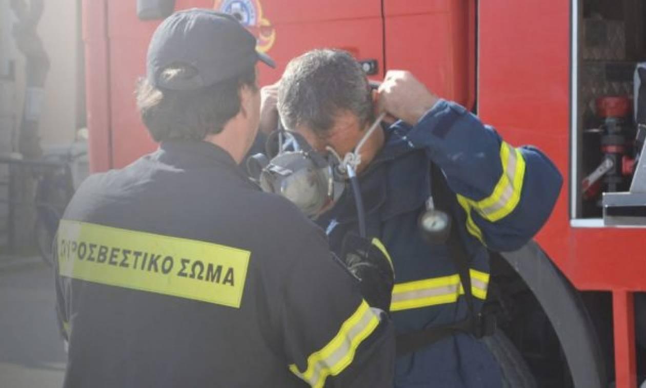 Συναγερμός στον Άγιο Νικόλαο: Πυρκαγιά σε διαμέρισμα