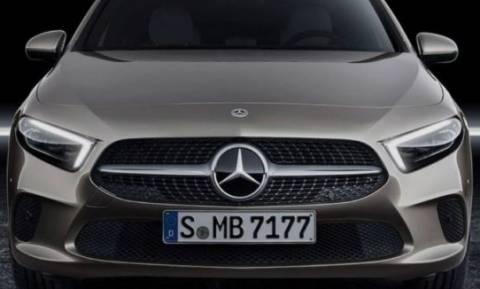 Ετοιμάζει η Mercedes - Benz μοντέλο μικρότερο και από την A-Class;