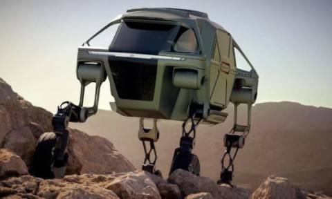 Το Hyundai Elevate Concept είναι ένα έξυπνο ρομποτικό όχημα που μπορεί και να «περπατήσει» (vid)
