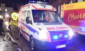 Σοκ στην Πολωνία: Μαχαίρωσαν δήμαρχο κατά τη διάρκεια εκδήλωσης
