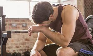 Τα λάθη που κάνουν οι άνδρες στη γυμναστική