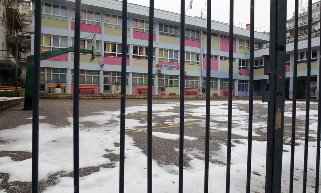 Κλειστά σχολεία: Σε αυτές τις περιοχές δεν θα ανοίξουν σήμερα Δευτέρα (14/1) - Δείτε αναλυτικά