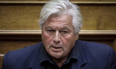 Παπαχριστόπουλος: «Ανοιχτό το ενδεχόμενο να πάω στον ΣΥΡΙΖΑ, αφού παραδώσω την έδρα μου»