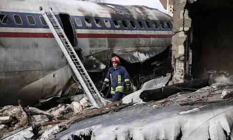Τραγωδία στο Ιράν: Τουλάχιστον 7 νεκροί από τη συντριβή αεροσκάφους