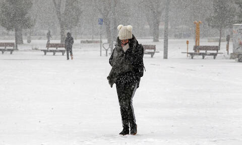 Έκτακτο δελτίο ΕΜΥ: Ο χιονιάς επιστρέφει σε λίγες ώρες - Θα το «στρώσει» και στην Αττική!