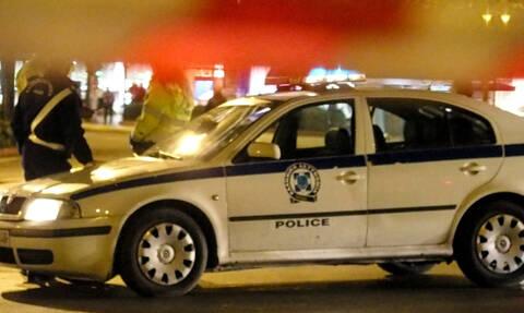 Πέλλα: Εμβόλισαν περιπολικό και τραυμάτισαν δυο αστυνομικούς