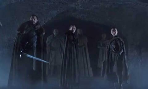 Ανατριχίλα: Βγήκε το νέο τρέιλερ του Game of Thrones! (pics+vid)