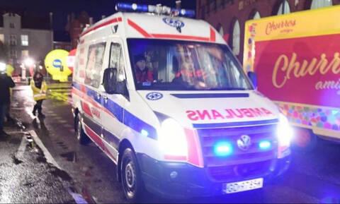 Σοκ στην Πολωνία: Νεκρός ο δήμαρχος του Γκντανσκ από επίθεση με μαχαίρι (Pics+Vid)