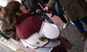 Επεισόδια στο συλλαλητήριο της Αθήνας: Τραυματίστηκε εκπαιδευτικός (pics)