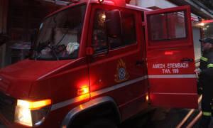 Τραγωδία στη Λευκάδα: Πυρκαγιά σε σπίτι - Αγωνία για ηλικιωμένη που αγνοείται
