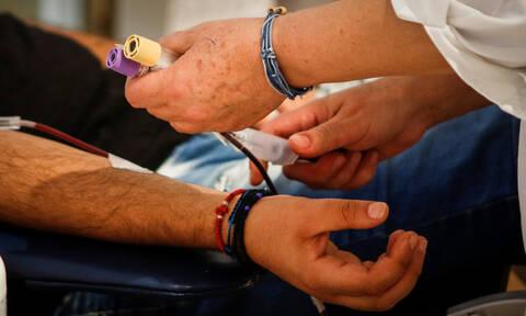 Ανάγκη για αίμα – Αλλαγή ημερομηνίας της έκτακτης εθελοντικής αιμοδοσίας του ΕΚΕΑ