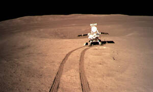 Η συγκλονιστική στιγμή που ο άνθρωπος κατακτά τη σκοτεινή πλευρά της Σελήνης (Vid)