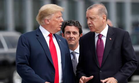 Νέο προειδοποίηση Τραμπ προς Ερντογάν: «Κάτω τα χέρια σου από τους Κούρδους»