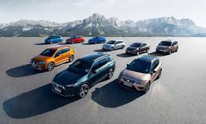 Ποια χρώματα επιλέγουν οι αγοραστές καινούργιων αυτοκινήτων; (pics)