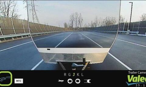 Πώς «βλέπει» τo Valeo XtraVue μέσα από τα αυτοκίνητα;