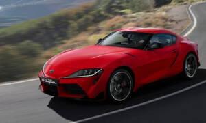 Επιτέλους! Αυτή είναι η καινούργια Toyota Supra