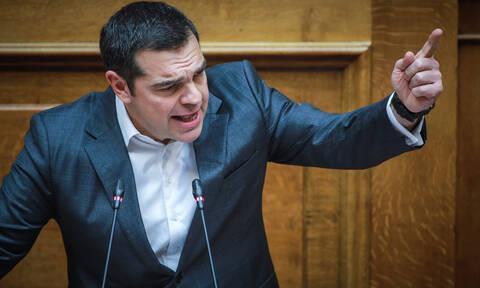 Ψήφος εμπιστοσύνης - Τσίπρας: Αγύρτες και επικίνδυνοι στη ΝΔ – Έκανε λάθος ο Καμμένος
