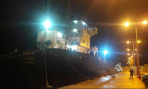 Ρέθυμνο: Βρήκαν τόνους ναρκωτικών σε πλοίο που είχαν ελέγξει και το 2017 (vid)