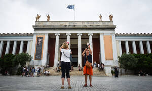Visitors to museums, archaeological sites up in Jan-Sept.