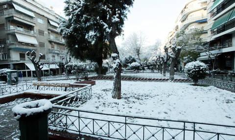 Καιρός: Θερμαινόμενοι χώροι για τους άστεγους στην Αθήνα