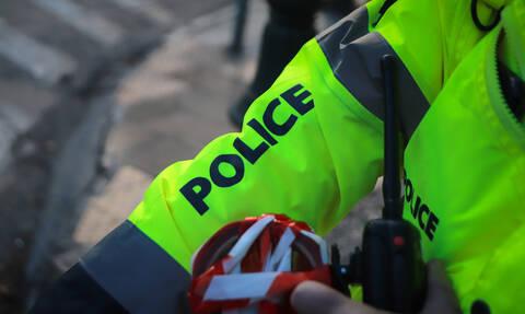 Βραβεύτηκε ο αστυνομικός που έσωσε ζωές στην Εθνική οδό (pics)