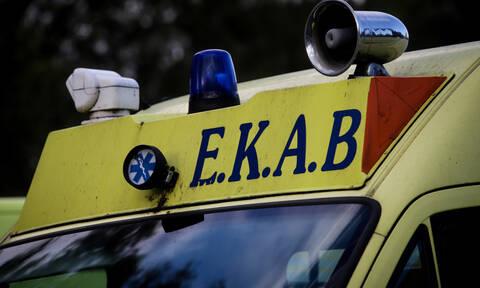 Πάτρα: Τροχαίο ατύχημα στην είσοδο της Περιμετρικής - Δύο τραυματίες (pics)