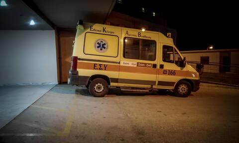 Τραγωδία με άνδρα στη Θεσσαλονίκη