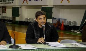 Δημήτρης Γιαννακόπουλος: «Όσο πιο ψηλά γίνεται ο Παναθηναϊκός»