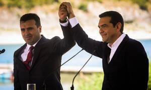 Ο Τσίπρας φέρνει τη Συμφωνία των Πρεσπών με fast-track διαδικασίες