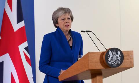 Brexit: Δεν πέρασε η συμφωνία - Βαριά ήττα για την Τερέζα Μέι
