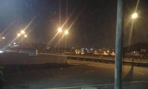 Καιρός Αθήνα – Χιονίζει στα βόρεια προάστια - Πού θα σαρώσει η κακοκαιρία τις επόμενες ώρες