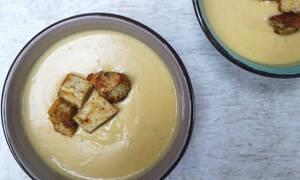 Η συνταγή της ημέρας: Ταχινόσουπα
