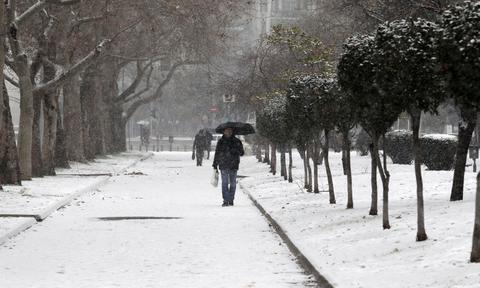 Καιρός - Έκτακτο δελτίο ΕΜΥ: Προσοχή και την Τετάρτη - Πού θα σαρώσει η κακοκαιρία - Πού θα χιονίσει